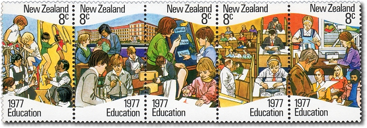 1977 Education