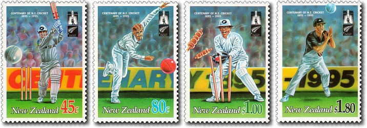 1994 Centenary of the New Zealand Cricket Council