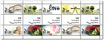 2018 Personalised Stamps