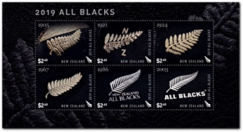 2019 All Blacks